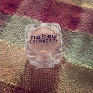 Naked cosmetics eye shadow